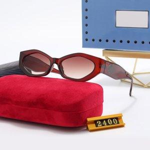 النظارات الشمسية الفاخرة رجل مصمم نظارات الشمس ماركة ماركة الاستقطاب للرجال الصيف القيادة الزجاج مع صندوق