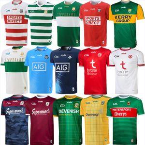 2021 Dublino Gaa Home Jersey 2020 21 Áth Cliath Shirt David Treacy Tom Connolly Taglia S-5XL