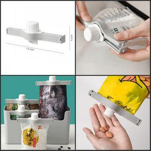 Bag Sealing Clips for Food Plastic Cap Sealer Clips Food Storage Sealing Clips with Pour Spouts for Kitchen Food Storage 768 K2