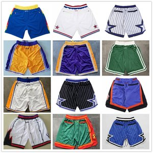 Men Basketball Shorts Team basket Don Pocket Shorts Sport Shorts Pants pantalones cortos de baloncesto pantalones cortos