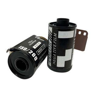 Novice Practice Filme 35mm Câmera ISO SO200 Tipo-135 Cor Para Iniciantes 18/12/8 Peças 1 Rolo PO Studio Kits Acessórios de Iluminação