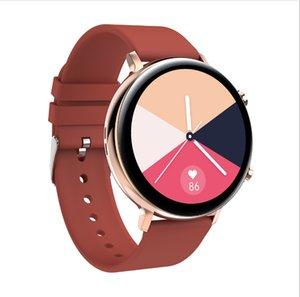 Renk Arama Tam Dokunmatik CWP Akıllı İzle Bilezik IP68 Su Geçirmez Bluetooth Müzik Watche Uzaktan Kamera Uyku Monitörü Arama Mesaj Hatırlatma Erkek Bayan Smarwatch