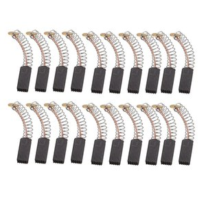 20Pcs 13mm X 5.5mm 6mm Carbon Brush For Generic Electric Motor
