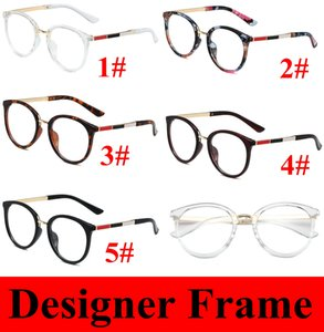 Women Flower Reading Glasses frame Round Eye Oval Transparent Eyeglasses Red Fast Sight Eywear Designer Styles 3388 5 colors 10PCS