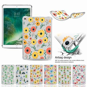 Clear Tablet Cases Slim Silicone Transparent Soft Back Cover Case For Apple iPad Pro 9.7
