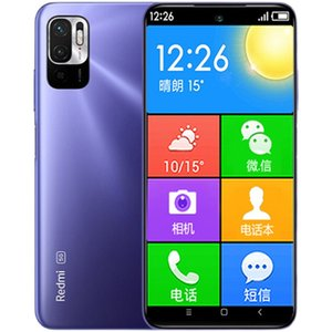 "Original Xiaomi Redmi Note 10 5G Mobile Phone 6GB RAM 128GB ROM Kirin 700 Octa Core Android 6.5"" Full Screen 48MP AI HDR NFC 5000mAh Face ID Fingerprint Smart Cell Phone"