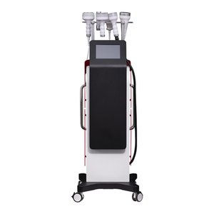 6 en 1 Equipo de adelgazamiento 80k Cavitación Vacuum Máquina de RF Masaje y relajación Bikini Beauty Salon Spa