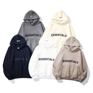 2021Hooded Hoodi Mens Womens Fashion Streetwear Pullover Sweatshirts Loose Hoodies Lovers Tops Clothing Sweethearts outfit Black and white multi-color optional