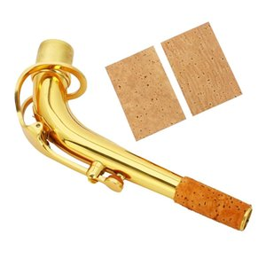 2pcs Natural Sax Neck Cork Sheet for Soprano  Tenor  Alto Saxophone Musical Accessories