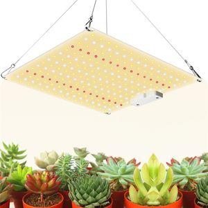 LED quântico cresce luz 600w samsung lm-301b lâmpada fita plena espectro para plantas internas sistema de hidroponia flores flores
