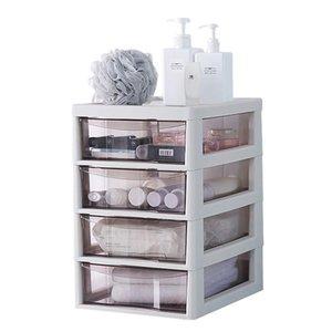 Storage Cabinet, Drawer Type Desktop, Large Capacity, Removable, Wheeled File Storage, Dressing Table, Boxes & Bins