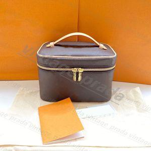 Top quality Genuine Leather Women's Nylon Shoulder Bag tote original single Luxury Designer Crossbody L Cosmetic Bags Cases handbags fashion Wallet Handbag Purses
