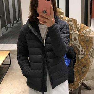 Hiver Down Vestes Brooks Sweat à capuche Femmes Designer Courtes Parka Outwear Classique pour dames Marque Manteaux chauds en ligne en ligne
