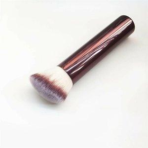 Vanish Vakfı Makyaj Kozmetik Fırçası Dikişsiz Finish Yumuşak Sentetik Saç Yumuşak Yoğun Saç BB Krem Sıvı Kozmetik Blender Araçları Için