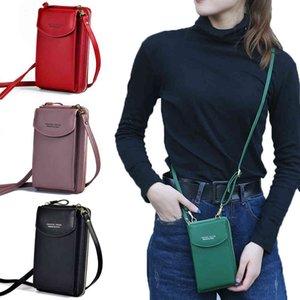 Pu Luxury Handbags Womens for Woman 2021 Ladies Hand Women Crossbody Bags Purse Clutch Phone Wallet Shoulder Bag