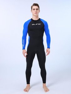 Premium Zipper Wetsuit Men Scuba Diving Thermal Winter Warm Wetsuits Full Suit Swimming Surfing Kayaking Equipment #T1G One-Piece Suits