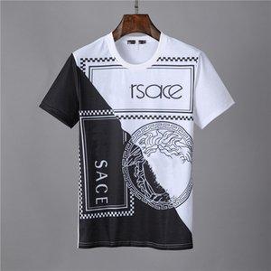 PP Herren Designer T-shirt Luxus Paris Mode Tshirts Sommer Punk Strass Schädel T-Shirt Männliche Top Qualität 100% Baumwolle Hip Hop T-tee6