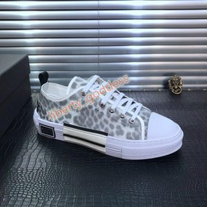 Dior b23 shoes Top Luxurys Design Star Sports Casual Shoes Malla Dinosaur Boots Shoes Negro Blanco High Top Sneakers Sneakers Mensas 36-45 con caja