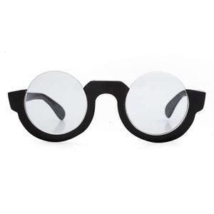 Black Horn Frame Sunglasses Round Sunglass Custom Nylon Polarized Ox Horn Sunglasses Bingking