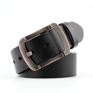 Belts Fashion Female Smooth Cowhide Leather Belt Woman From Genuine Red Wide Waistbands Jeans For Women's Brand Strap