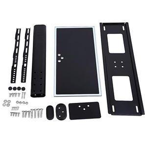 "D800 Büyük 37-55 inç Dikey TV Standı Üniversal LED LCD Düz Ekran TV Masa Braketi Standı / Baz ile 37 ""-55"" TV Uyar"