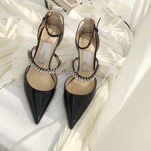Мода роскоши дизайнерские сандалии женские летние банкетные платья обувь на высоком каблуке сексуальные насосы на высоком каблуке.
