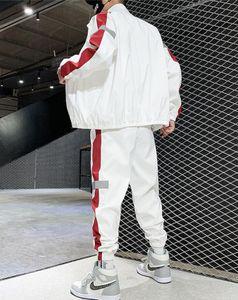 2021 Последние дизайнерские трексуиты Мужская роскошная потетра осенний бренд мужчины Jogger roomes с капюшоном + брюки набор спортивных женщин костюм хип-хоп наборы высочайшего качества