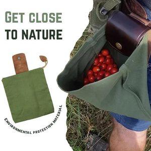 Garden Canvas Bushcraft Bag Tool Organizers