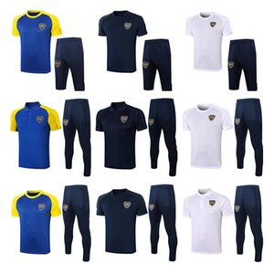 2021 BOCA JUNIORS TESTSUIUT MEN'SPOLO рубашка Tevez Maradona Moura Abila de Rossi JRS спортивный футбольный пиджак