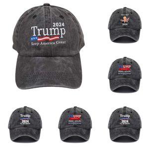 2024 Trump Letters Printed Children's Cap Fashion Cartoon Baseball Caps American presidential Election Outdoor Summer Boys Grils Hat Visor G71VPI9