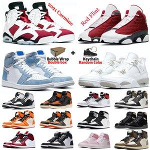 12 12s баскетбольные кроссовки для мужчин Быки CNY University Blue Game Royal UNC 12s Мужская уличная обувь