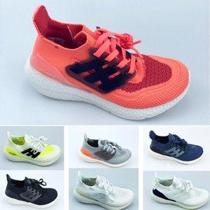 2021 Ultraboost 7.0 21 Children running shoes breathe Boy Girl youth kid sneaker