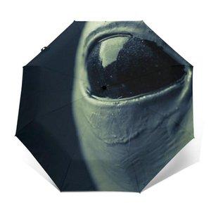 Umbrellas Alien Umbrella Wholesale Windproof Auto Print Lightweight Travel