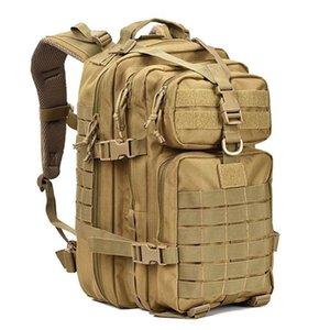 Вещи мешки 45L большой емкости охотничьи рюкзак тактический 3P атакопия молла рюкзаки для открытый треккинг кемпинг туризм путешествия назад