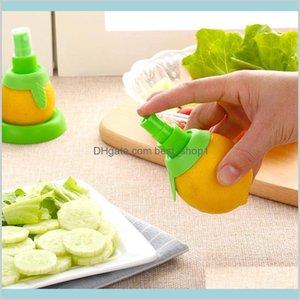 Home Garten Küche Essbar Gemüse Squeeze Juicer Zitrone Spray Nebel Squeezer Sprayer Kochwerkzeug HHC1445 O7QHi