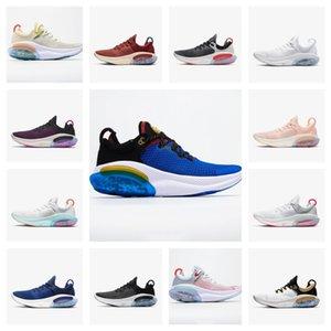أعلى جودة joyride تشغيل fk رجل إمرأة الاحذية الثلاثي الأسود الأبيض البلاتين المتسابق الأزرق المصممين الرياضة أحذية رياضية فائدة الحجم 36-45