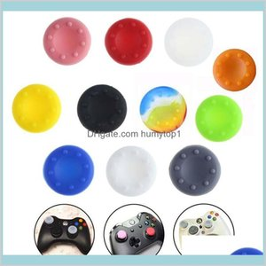 Silicone Controller Analog Grips Ps4 Thumbsticks Caps For Ps3   Xbox 360   Xbox One Joystick Cap Accessories Replacement Fgpxp Nvwat