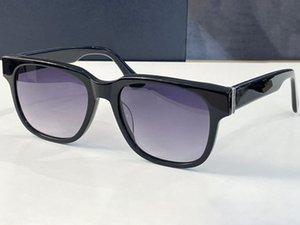 Sunglasses For Men and Women Summer style BOFFICER Anti-Ultraviolet Retro Square Plate Full Frame fashion Eyeglasses Random Box
