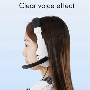 Wired Headset Amplified Gaming Stereo Headphone For PS5   PS4 PC Switch X-ONE(S) X-360 Headphones & Earphones