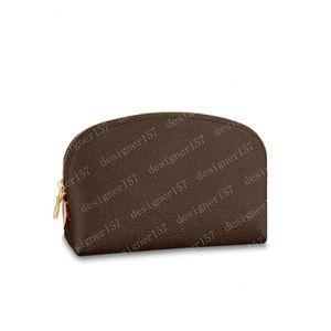 Bolsa de cosméticos Bolsa de aseo bolsas Zippy Bolsas de maquillaje cosmético Cajas de maquillaje de maquillaje para mujer Bolsa de aseo Clutch Bolsos Monederos Mini Billets M01 111