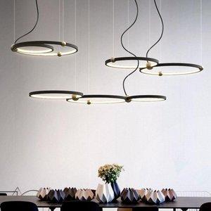 Pendant Lamps Modern Crystal Led Chandelier Design Lamp Avizeler Nordic Decoration Home Living Room