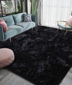Carpets Luxury Plumbing Area Carpet Living Room For Children Girls Super Nice Comfortable Shag Modern Home Decor Floor 0822