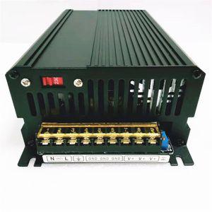 Switching power supply 1500W Inverter, switchable AC 110V 220V to DC 1500W 12V 24V 36V 48V single output transformer adapter 1500w power supply,