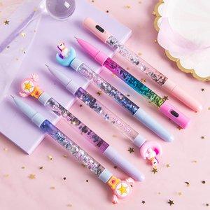 Ручка японские классические Quicksand нефть милые нейтральные творческие канцтовары маленькая свежая подпись студент