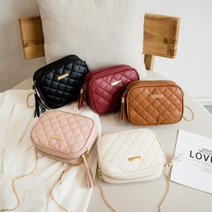 Bag Day packs shoulder Fashion Effects Colour Shoulder Crossbody Task For Women 2021 Leather Tissue Female Designer Casual Shortcut Breast Heuptas J0916