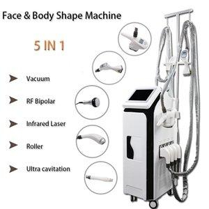 2021 LPG-Formkörperablehnungsmaschine Kavitation HF-Vakuumwalze Massagesystem Face Slim Laservorrichtung