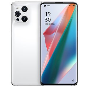Original Oppo Find X3 Pro 5G Mobile Phone 12GB RAM 256GB ROM Snapdragon 888 50MP 4500mAh Android 6.7 inch AMOLED Full Screen Fingerprint ID Face NFC IP68 Smart Cell Phone