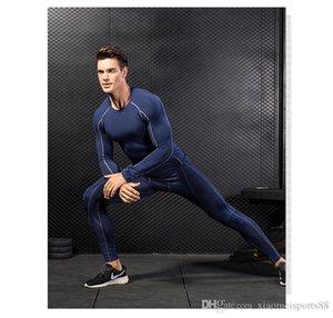 2020 großhandel sport shirt männer fitness leggings fitness leggings laufende leggings trainingsuit bods