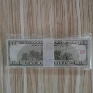 Hot Selling Dollar Copy Best New Money US Currency Tokens Faux Billet Children Gift Old 06 Banknotes 100 Prop Rusfa