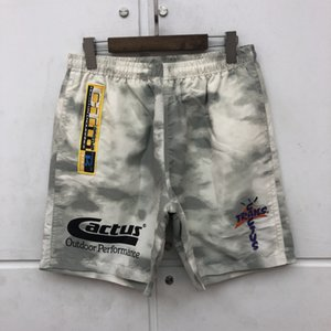 Mesh Wild Shorts Men Women Summer Style Breechcloth Breathable Drawstring